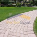 Укладка тротуарных плиток
